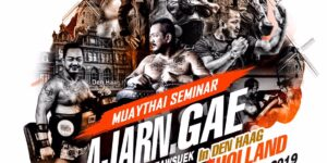 MuayThai workshop with trainer ARJAN GAE